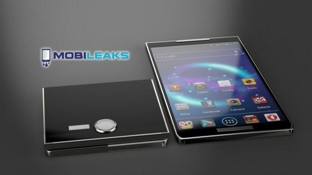 Samsung Galaxy S5: ecco il primo concept con display flessibile