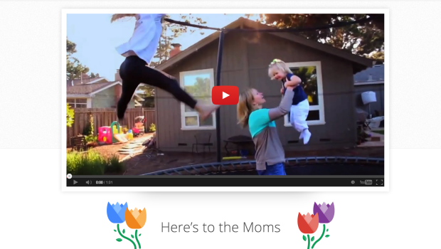 Here's To The Moms: ecco il video che Google dedica a tutte le mamme