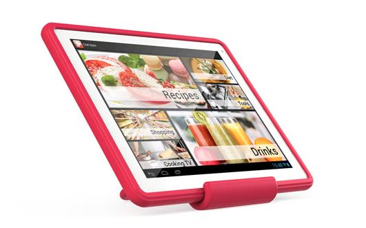 Archos ChefPad: il primo tablet Android ideato per essere utilizzato in cucina