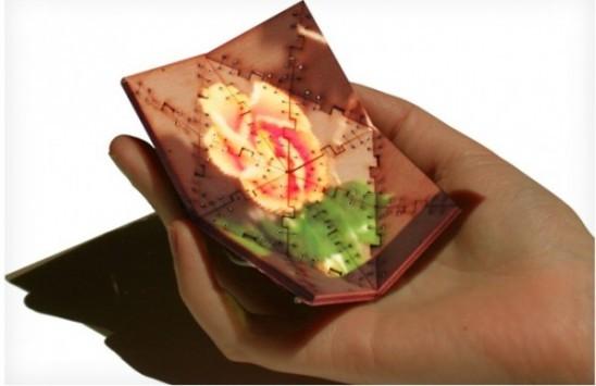 Morphees: il primo smartphone al mondo in grado di cambiare forma e piegarsi