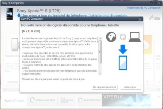 Sony Xperia S, parte finalmente l'aggiornamento a Jelly Bean