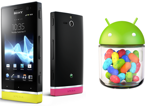 Sony Xperia U: disponibile un buon porting di Jelly Bean