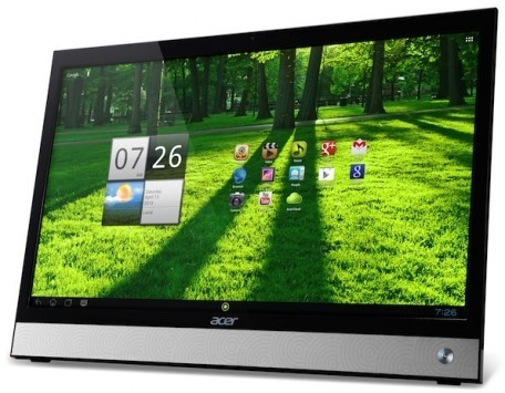 Acer pronta a lanciare un PC All-in-One con CPU Intel e Android a 400 Dollari