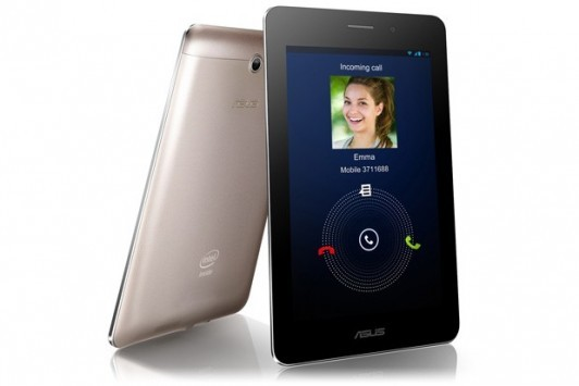 ASUS Fonepad: disponibile un nuovo minor update