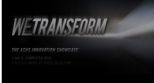 ASUS rilascia un video che annuncia nuovi tablet della serie Transformer