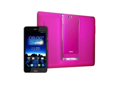 Asus Padfone Infinity: eccolo in una nuova colorazione rosa