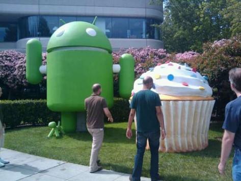 Era il Maggio 2009 e Google presentava Android 1.5 Cupcake