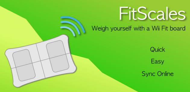Wii Balance Board si trasforma in una vera bilancia smart con l'app Android Fitscales