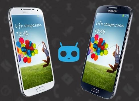 Samsung Galaxy S IV, Steve Kondik annuncia: CyanogenMod 10.1 già installata e funzionante
