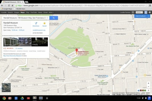 Google Maps: ecco un primo video hands-on della nuova versione