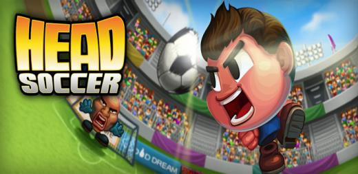 Head Soccer: un nuovo gioco di calcio arriva sul Play Store