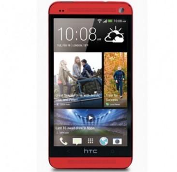 HTC One, la colorazione rossa torna a fare capolino nel Regno Unito
