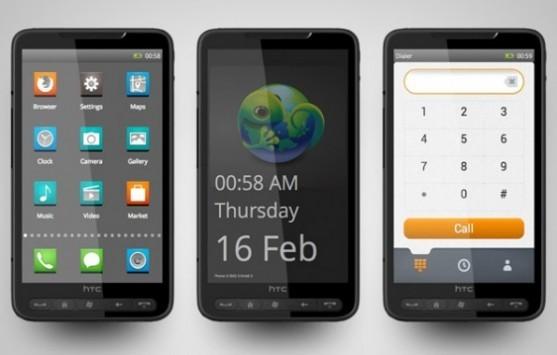 HTC HD2 alla prese con Firefox OS: sviluppatori al lavoro su un porting