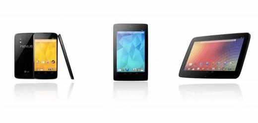 Il nuovo Nexus 7 avvistato durante una presentazione al Google I/O?