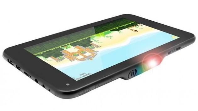 Promate presenta Lumitab, il tablet Android con proiettore integrato