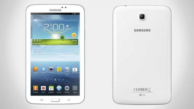 Samsung Galaxy Tab 3 7.0: ecco una serie di test benchmark e video hands-on