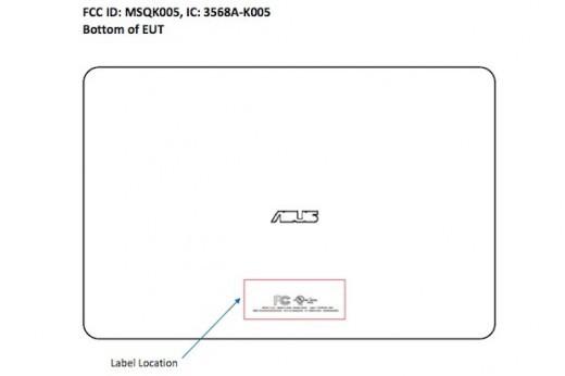 ASUS K005: in arrivo un nuovo tablet da 10 pollici con Snapdragon S4 Pro