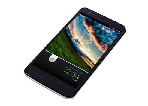 Sharp Aquos 206SH: 5 pollici, Snapdragon S4 quad-core e batteria da 3080 mAh