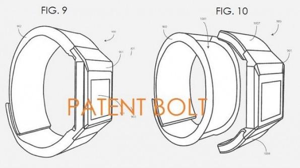 Ecco i primi brevetti dello smartwatch Motorola