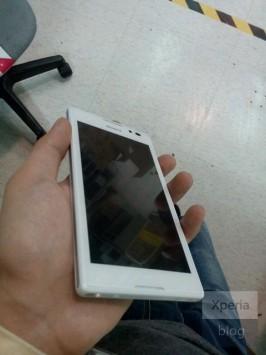 Sony Xperia S39h: in arrivo un nuovo smartphone Android