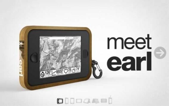 Earl: il tablet Android con schermo E-Ink flessibile e ricarica tramite un pannello solare incluso