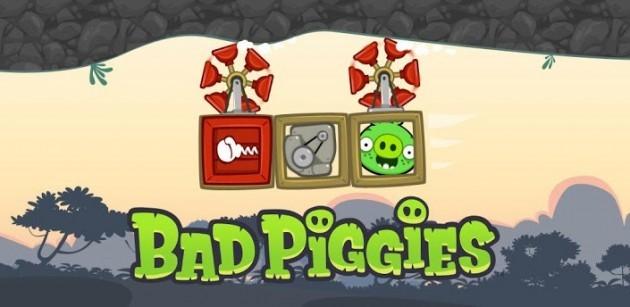 Bad Piggies per Android si aggiorna con 15 nuovi livelli e nuove macchine volanti