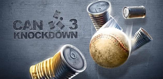 Can Knockdown 3 sbarca ufficialmente sul Play Store