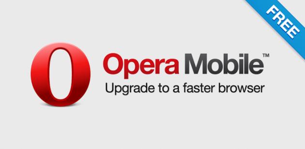 Opera Mobile torna sul Play Store con la versione Classic