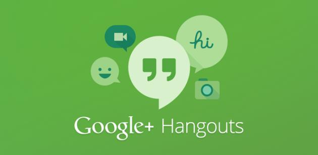 Google Hangout: ecco l'APK del nuovo servizio di messaggistica