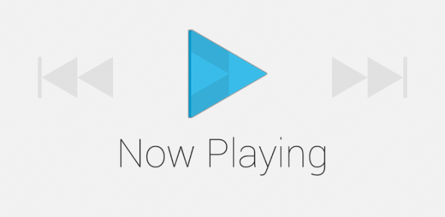 Now Playing: ottimo player musicale ufficialmente disponibile sul Play Store