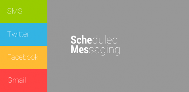 Schemes: l'app per programmare l'invio dei messaggi