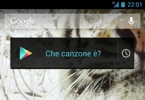 Google Sound Search è ufficialmente disponibile in Italia!