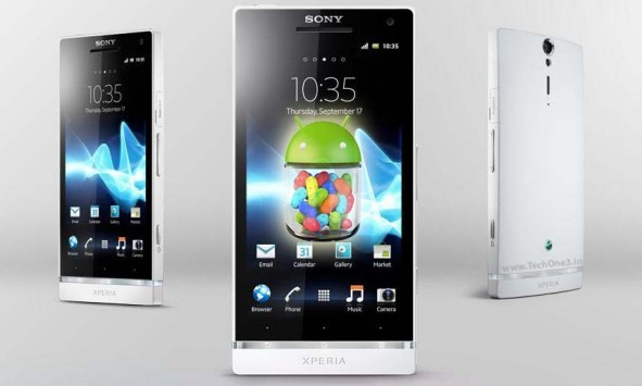 Sony Xperia S: iniziato il roll-out di Android 4.1.2 Jelly Bean in Francia