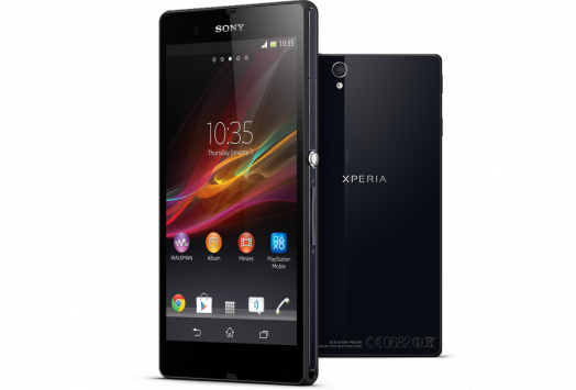 Sony Xperia Z: ecco l'effetto spirale in un nuovo video promozionale