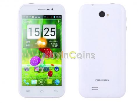 Daxian XY100S e Goophone X1: gli smartphone con CPU quad-core in vendita a soli 100 dollari