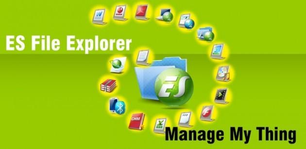 ES File Explorer: disponibile un nuovo update che porta tante novità interessanti