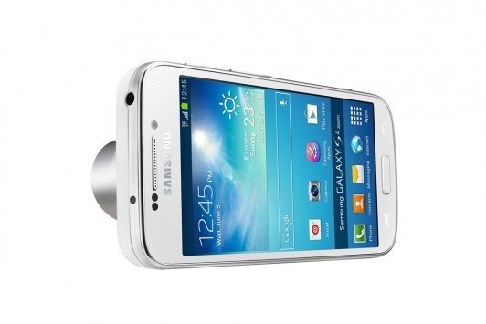 [VIDEO] Samsung Galaxy S4 Zoom, ecco l'hands-on ufficiale