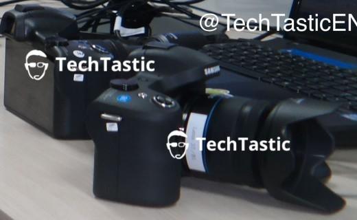 Galaxy Camera NX: ecco la prima foto reale delle reflex Samsung