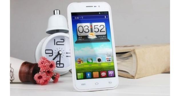 GooPhone X1: lo smartphone Android con CPU quad-core più economico al mondo