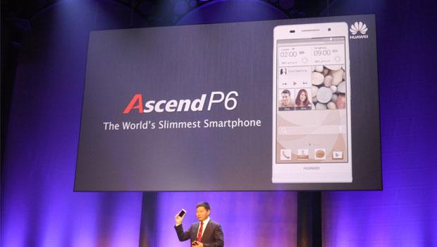 Huawei Ascend P6: Android 4.4 KitKat rinviato a Giugno