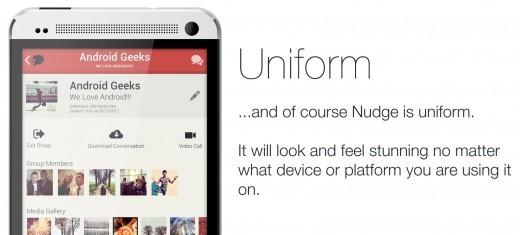 Nudge: ecco l'app di messaggistica unificata che sfida WhatsApp