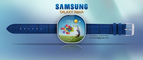 Samsung Smartwatch: ecco i primi concept
