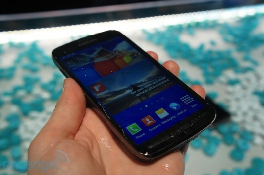 Galaxy S4 Active: ecco il