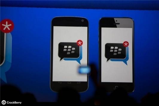 BlackBerry Messenger finalmente disponibile sul Google Play Store