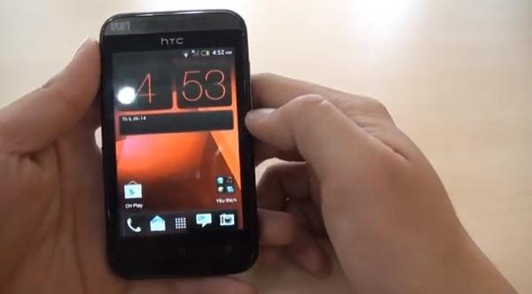 HTC Desire 200: trapelato un nuovo smartphone di fascia bassa