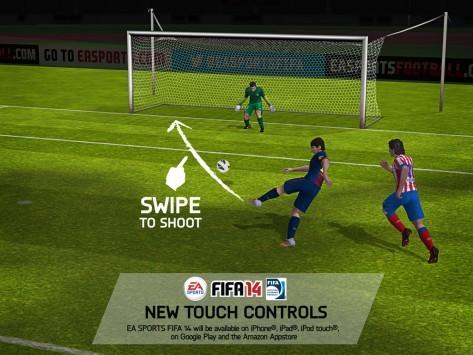 FIFA 14, EA conferma la versione mobile e rivela nuovi dettagli