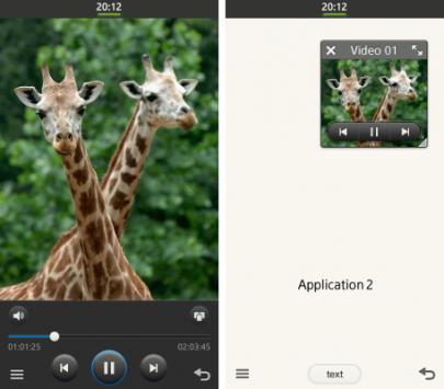 Tizen OS: nuove immagini annunciano il supporto al Multi Windows