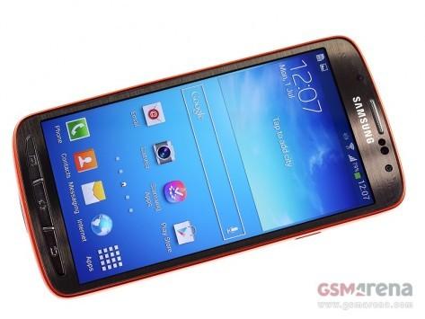 Samsung Galaxy S4 Active: la garanzia non copre i danni causati dall'acqua