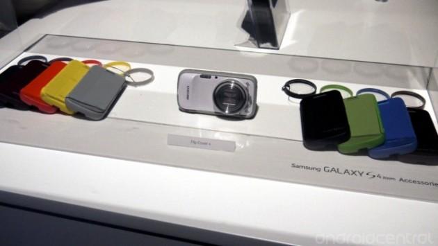 Samsung Galaxy S4 Zoom: ecco le Flip Case e Lens Cover originali