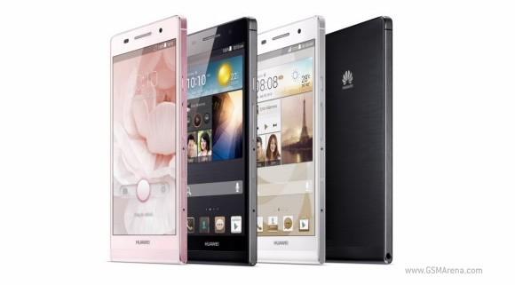 Huawei Ascend P6 ufficiale: 4,7 pollici, CPU quad-core a 1.5 GHz e spessore di 6,18 mm [AGGIORNATO]